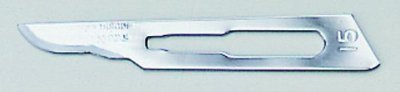 No 15 Sterile Stainless Steel Scalpel Blade Swann Morton Product No 0305 *