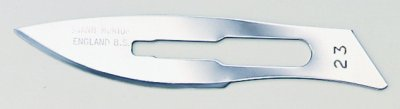 No23 Stainless Blade