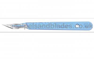 Swann Morton No 10A Sterile Disposable Scalpels 0502
